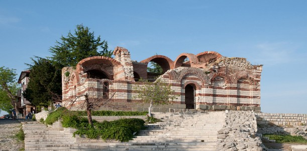 St. John Aliturgetos Church - Nessebar
